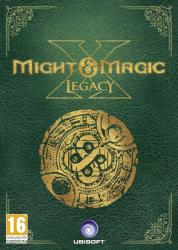 Ubisoft Might & Magic X Legacy [The Deluxe Box Edition] (PC)