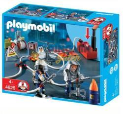 Playmobil Fecskendős tűzoltóegység (4825)