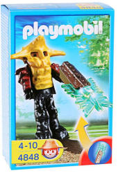 Playmobil Templomőr zöld fényfegyverrel (4848)