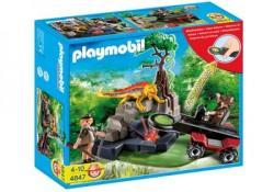 Playmobil Kincsrablók fémdetektorral (4847)