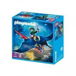 Playmobil Tüskés ráján lovagoló kalózkísértet (4801)