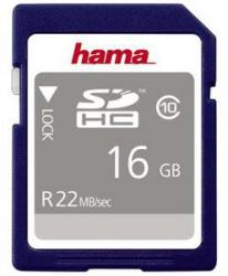 Hama SDHC 16GB Class 10 104367