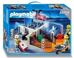 Playmobil Szuper Kikötő szett (4135)