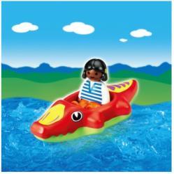 Playmobil Krokodilúszós kislány (6764)