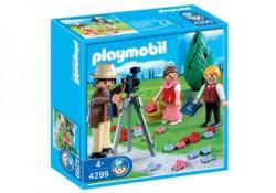 Playmobil Fényképész ünneplő gyerekekkel (4299)