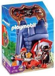 Playmobil Hordozható kalóz tömlöc (4776)