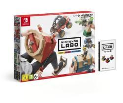 Nintendo Labo Toy-Con 03 Vehicle Kit (Switch)