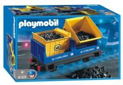 Playmobil Billenős tehervagon (4125)