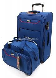 Touareg 2 részes M bőrönd-fedélzeti táska szett TG6494