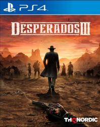 THQ Nordic Desperados III (PS4)
