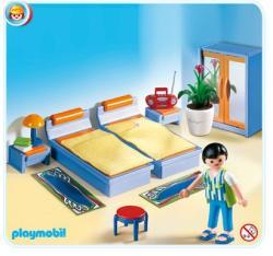 Playmobil Anyu a hálószobában (4284)
