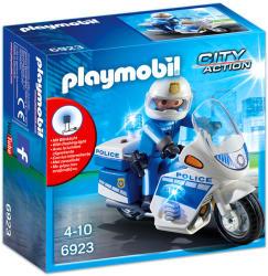 Playmobil Motoros rendőr (4262)