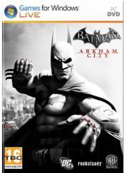 Warner Bros. Interactive Batman Arkham City (PC)
