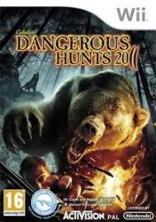 Activision Cabela's Dangerous Hunts 2011 (Wii)