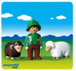Playmobil Pásztor báránnyal (6731)