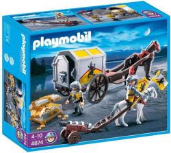 Playmobil Aranyszállító oroszlánlovag (4874)