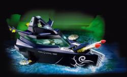 Playmobil Gengszter Robo-hadihajó (4882)