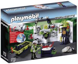 Playmobil Gengszter labor multifunkciós zseblámpával (4880)