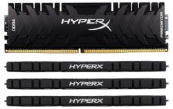 Kingston HyperX Predator 64GB (4x16GB) DDR4 3600MHz HX436C17PB3K4/64