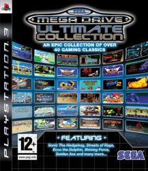 SEGA Sega Mega Drive Ultimate Collection (PS3)