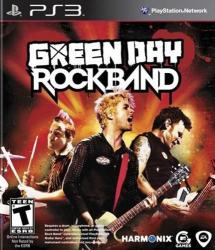 MTV Games Green Day Rockband (PS3)