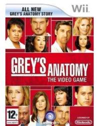 Ubisoft Grey's Anatomy The Video Game (Wii)