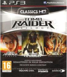 Square Enix The Tomb Raider Trilogy [Classics HD] (PS3)