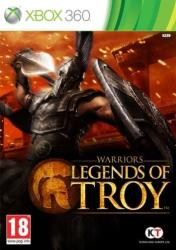 Koei Warriors Legends of Troy (Xbox 360)