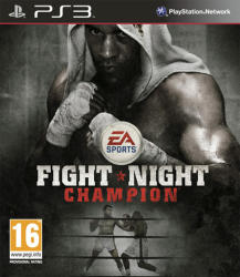 Electronic Arts Fight Night Champion (PS3)