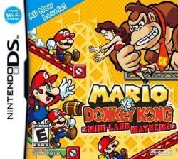 Nintendo Mario vs Donkey Kong Mini-Land Mayhem (Nintendo DS)
