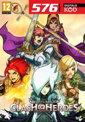 Ubisoft Might & Magic Clash of Heroes I am the Boss DLC (PC)