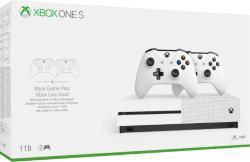 Microsoft Xbox One S (Slim) 1TB + Extra Controller