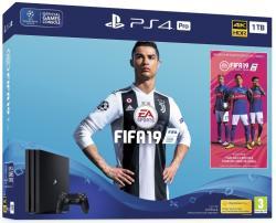 Sony PlayStation 4 Pro 1TB (PS4 Pro 1TB) + FIFA 19