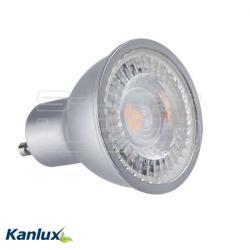 Kanlux GU10 7W 6500K 570lm 24505
