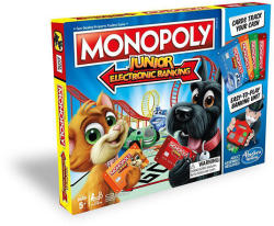 Hasbro Monopoly - Junior Electronic Banking (E1842)