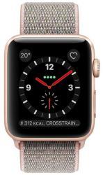 Apple Watch Series 3+Cellular 42mm Aluminium Case