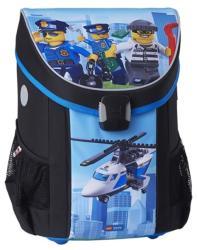 LEGO Ghiozdan Scoala City Police Chopper (LG-20043-1835)