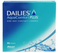 Alcon Focus Dailies Aqua Comfort Plus - 90 Buc - Zilnic
