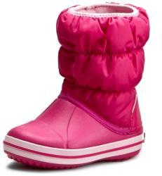 Crocs Cizme Crocs Winter Puff Boot Kids Roz