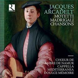 Arcadelt, J Madrigali/chansons/motett