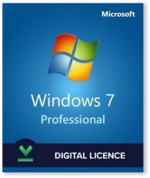 Microsoft Windows 7 Professional 64bit ROU FQC-08699