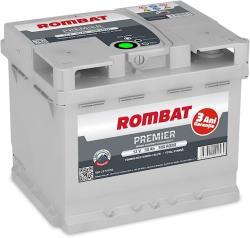 Rombat Premier 50Ah 500A