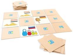 BuitenSpeel World Game - Joc de memorie (BSGA159)