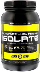 KAGED MUSCLE Micropure Whey Isolate Protein - 1360g