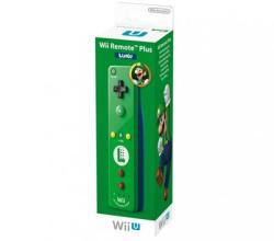 Nintendo Wii U Remote Plus Luigi Edition