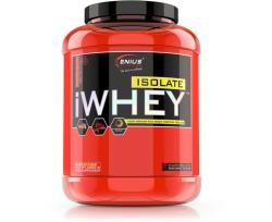 GENIUS NUTRITION iWhey Isolate - 900g