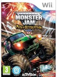 Activision Monster Jam Path of Destruction (Wii)