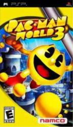 Namco Bandai Pac-Man World 3 (PSP)