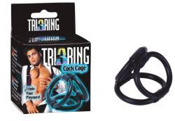 Hármas élvezet erekciógyűrű