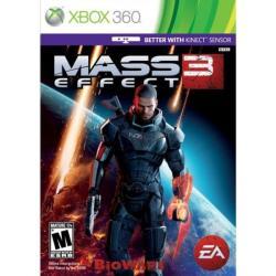 Electronic Arts Mass Effect 3 (Xbox 360)